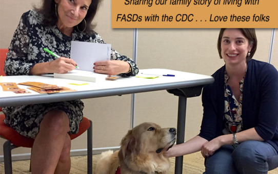 Presenting at CDC - Center for Center for Birth Defects and Developmental Disabilities.